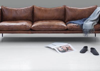 Tiki sofa