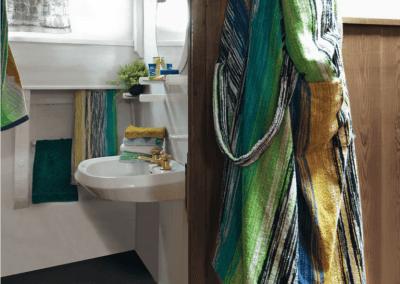 Missoni badeværelsesudstyr