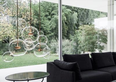 Gallotti&Radice Bolle Lamp 4 Spheres