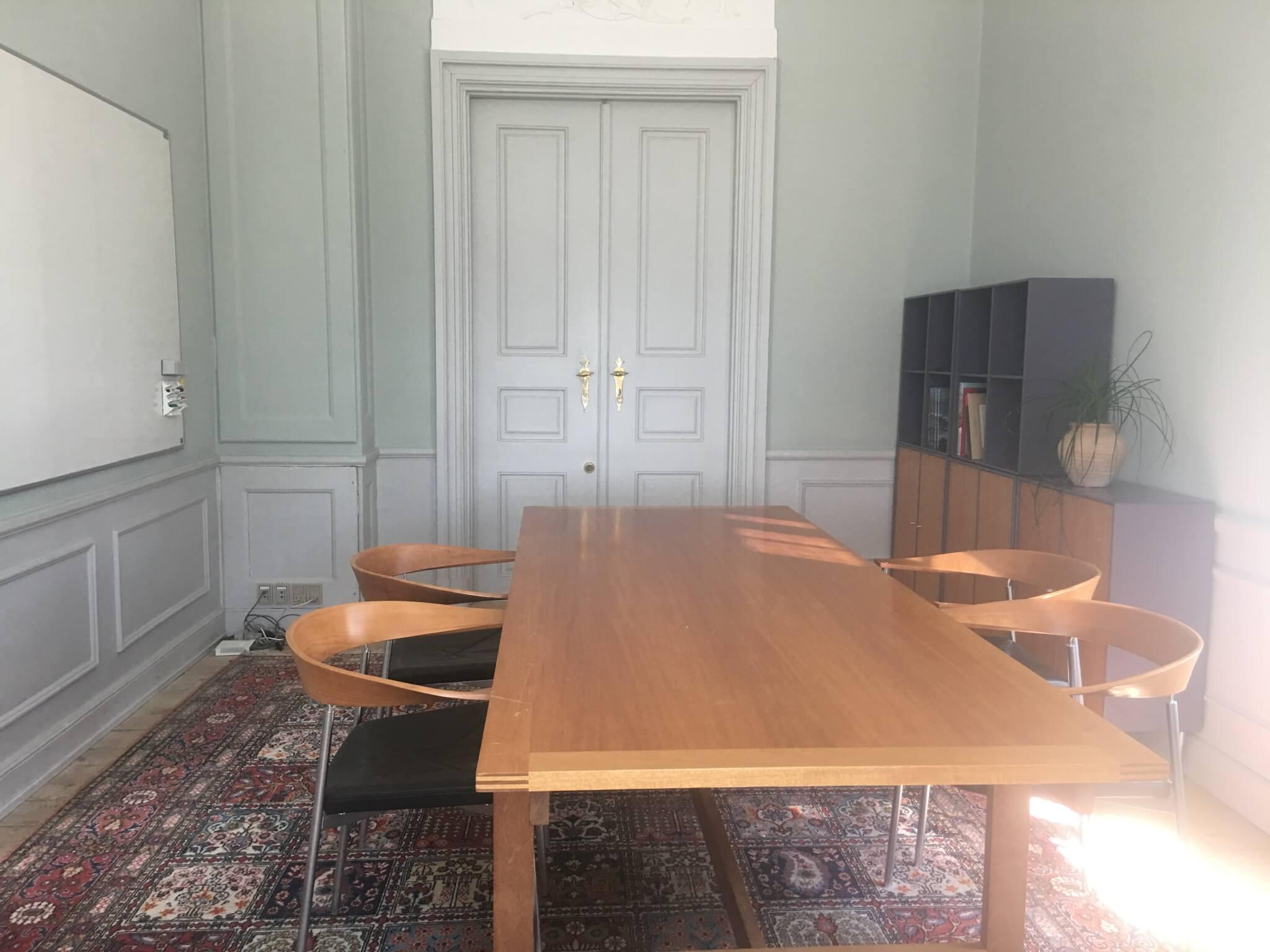 Mødelokale FØR