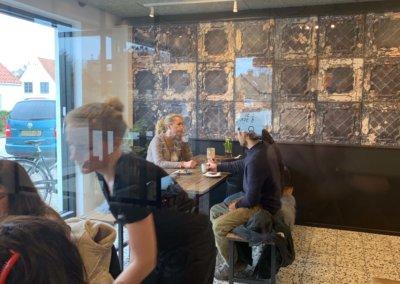 Café indretning
