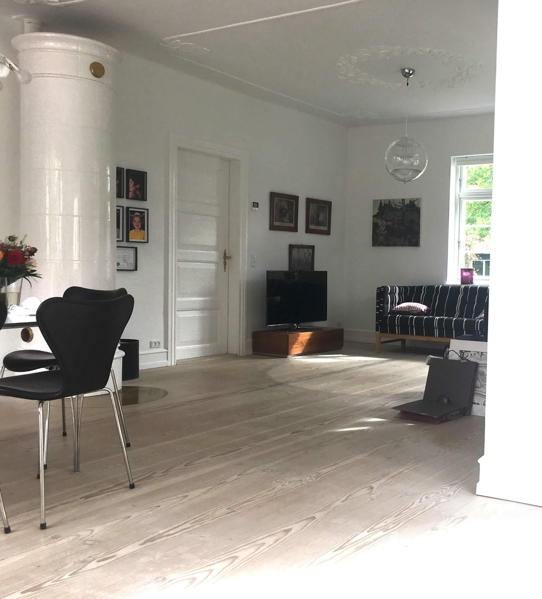 Stue/alrum FØR