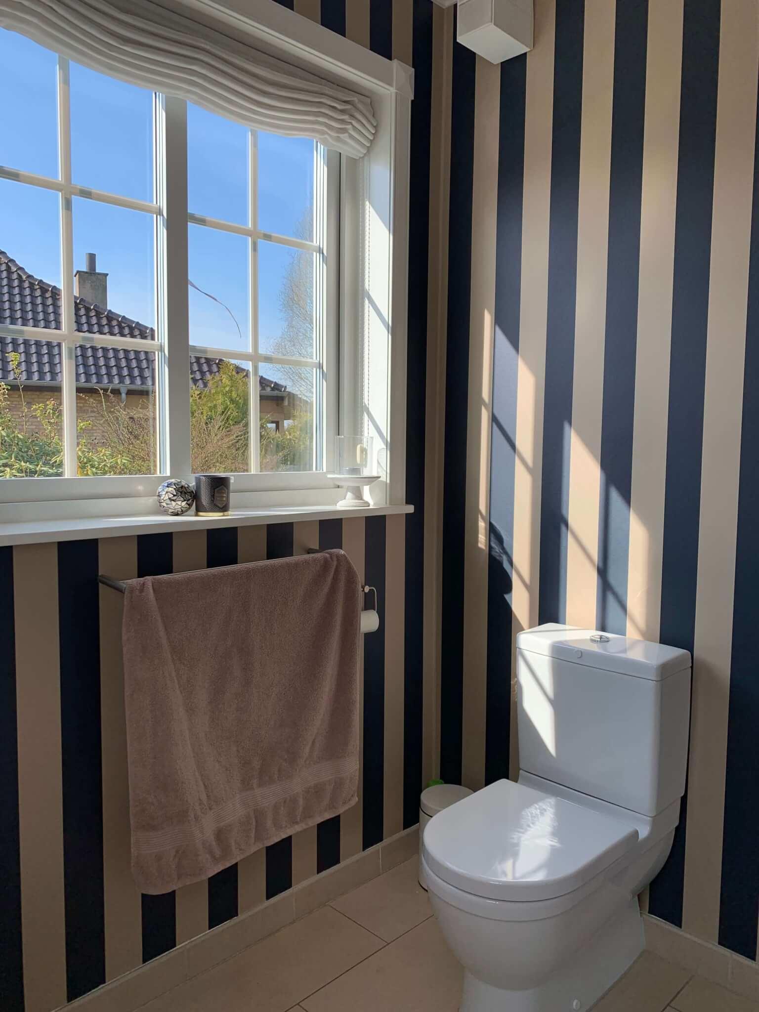 Opfriskning af badeværelse EFTER